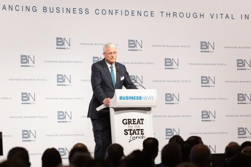 WA's business leaders set the agenda