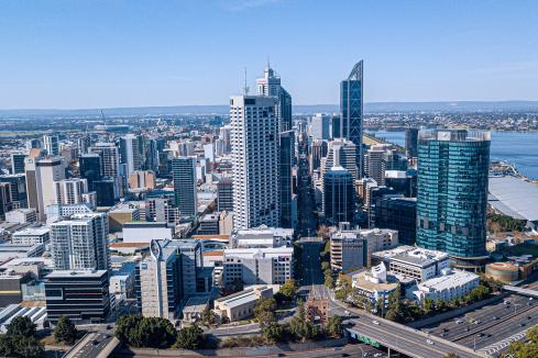 Alan Tudge outlines city deal opportunity for Perth CBD