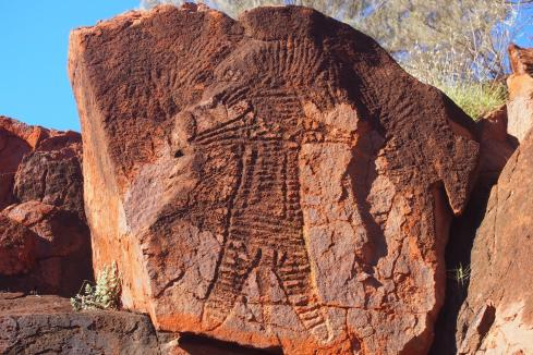 Calibre JV wins Murujuga rock art project