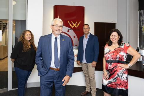 Wirra Hub backs indigenous business