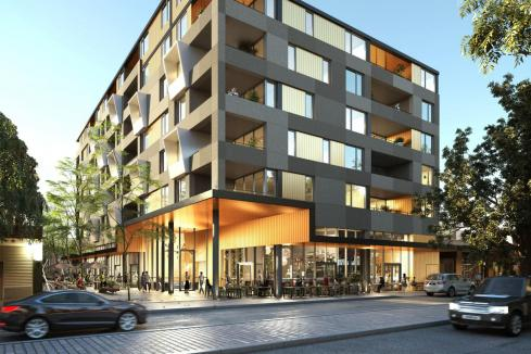 Work starts on Freo apartments, Beechboro shops