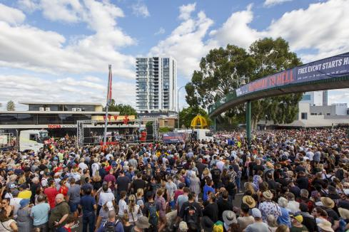 Perth Festival box office ticks up