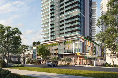 Finbar to kick off second stage of Applecross apartments