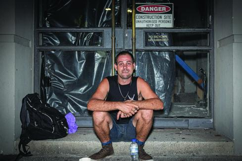 Homelessness: the view from the street
