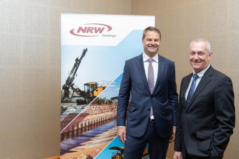 NRW wins $48m contract
