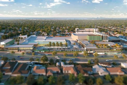 Built appointed for $100m Kardinya redevelopment
