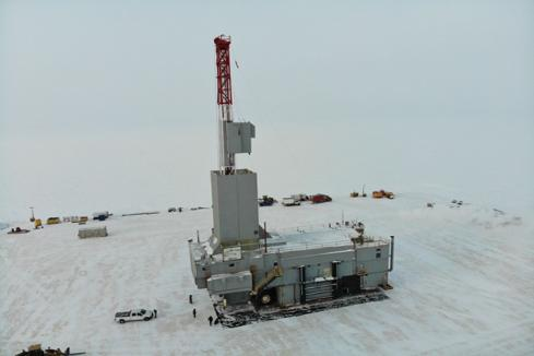 88 Energy spuds new oil well in Alaska