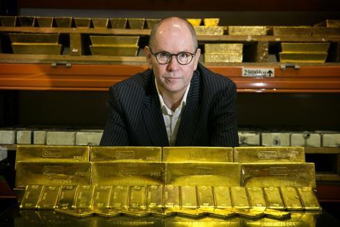 Perth Mint metal holdings tops $5bn