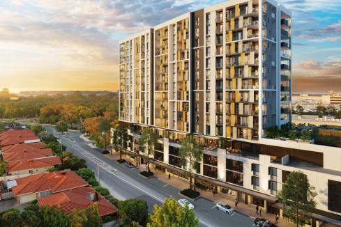 Iris nears construction start at Booragoon