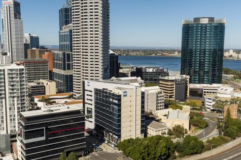 Pilbara Ports finds Perth CBD home