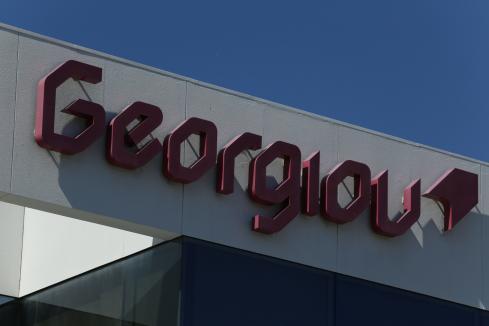 Georgiou wins $53m contract
