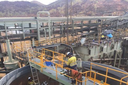 Panoramic Resources closes struggling mine