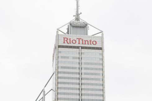 Rio moves 700 workers west