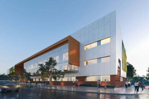 Hassell wins work on Bob Hawke College