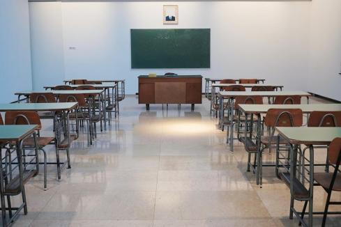 School standoff as new term starts