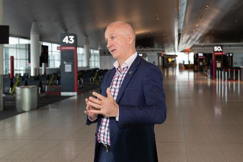 Perth Airport passenger numbers down 1 million-plus