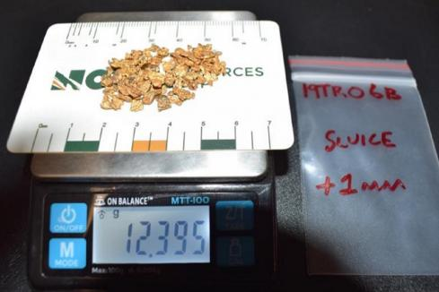 Novo finds gold in third Pilbara alluvial channel