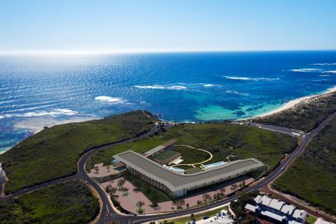Marriott to operate $100m Margaret River spa and resort