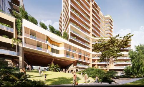 Blackburne's $300m vision for Claremont site