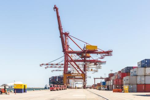 Announcement on $4 billion port 'imminent'