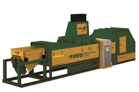 Novo ready to act on ore sorting as conglomerate gold production nears