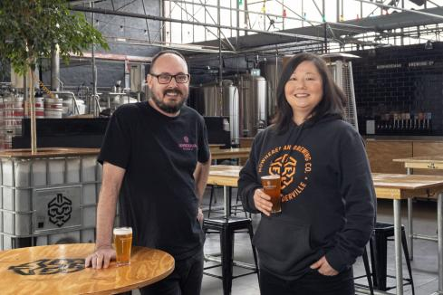 Craft brewers ride out COVID their own way