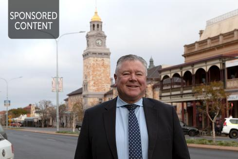 A City on the Edge: Breaking New Ground in Regional WA