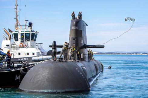 Civmec for sub rescue hub