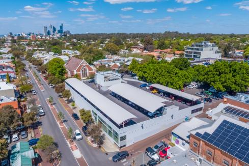 Subiaco site sells for $15m