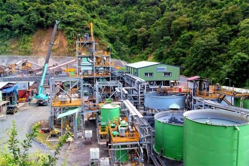 Blackstone buys third rig to ramp up Vietnam nickel drilling