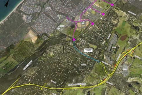 Consortium chosen for $852m Bunbury project