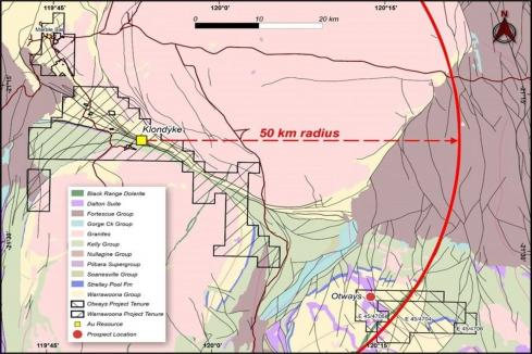 Calidus launches two-pronged search for Pilbara gold