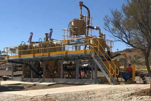 Classic picks up mobile gold plant for early production