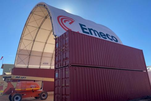 Emeco earnings, profit up in FY20
