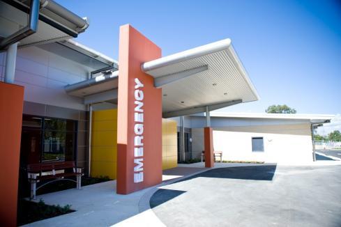 Builders shortlisted for hospital upgrade