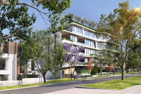 Green light for Nedlands apartments