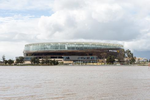 Virus concern may limit WA derby AFL crowd