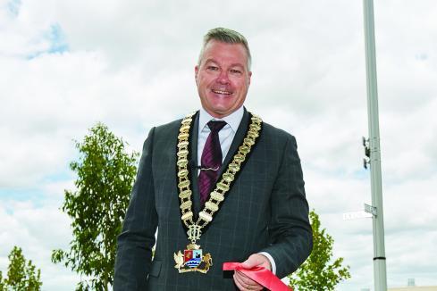 Patrick Hall Mayor of Canning (2019-)