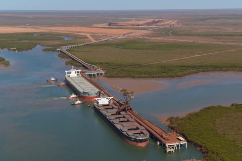Pilbara ports exports rise by 3% in FY20