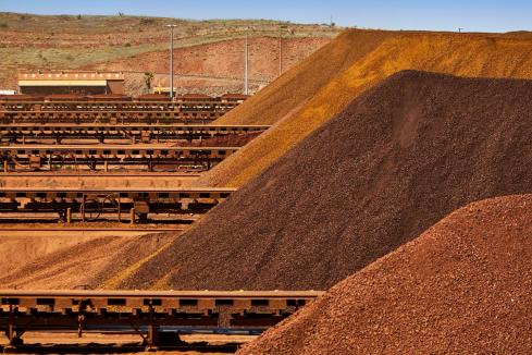 Rio Tinto seeing China demand recovery