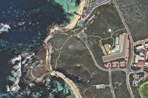 Resort plan a conversation starter