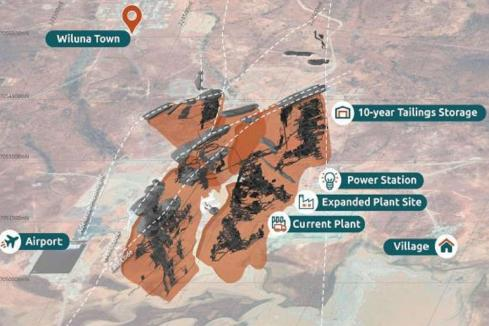 Wiluna Mining expands free-milling gold ore