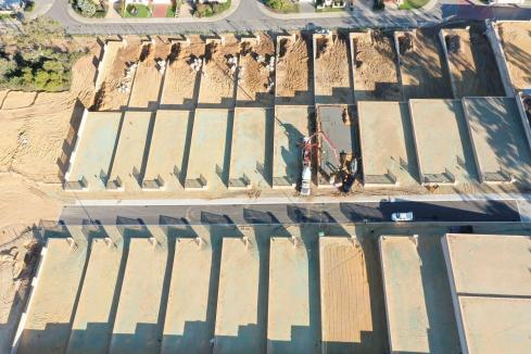 Perth land sales hit record