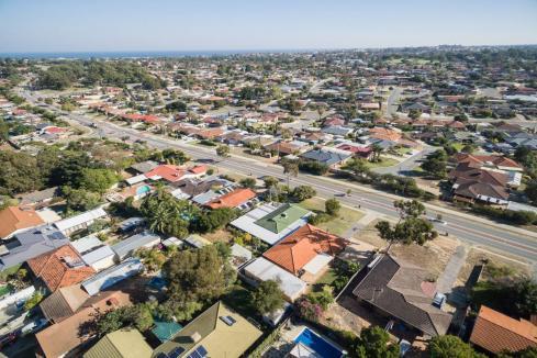 Housing values fall: CoreLogic