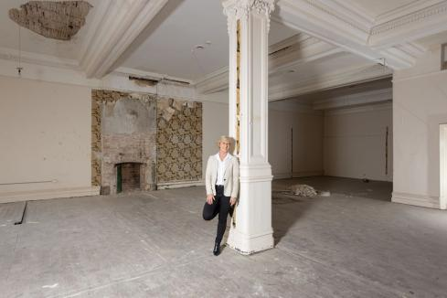 Looking up – Perth's forgotten spaces