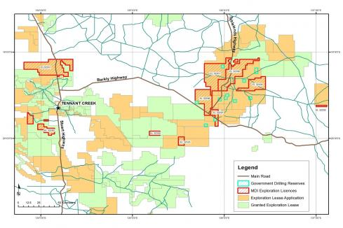 Middle Island ties up big NT copper-gold ground holding