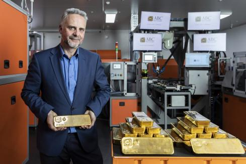 Competition hits Perth Mint