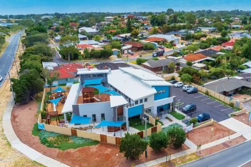 Investors swoop on childcare centres