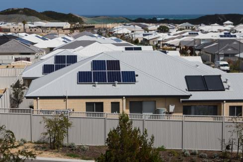 Home solar change confirmed