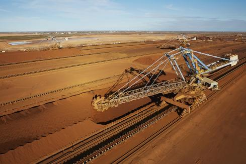 Steely iron ore prices sustain WA's resources sector